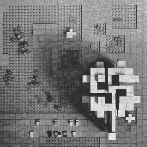 Del mat-building a la ciudad en el espacio – Debora Domingo Calabuig