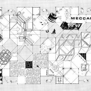 Georges-Candilis-meccano – Debora Domingo Calabuig
