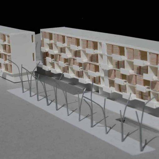 Social Housing in Paterna – D Domingo-Calabuig